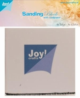 Joy 6200/0001 Schuurblokje incl. schuurpapier