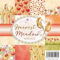 Wild Roses Studio Paper Pack PP050 Harvest Meadow