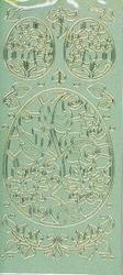 Pearlsticker 1830 Pasen Paasei