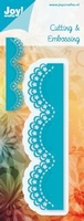 Joy! stencil Cutting & Embossing 6002/0362 rand