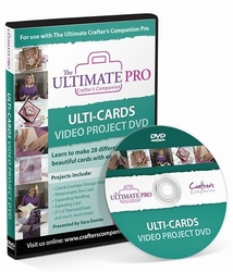 The Ultimate Pro - Ulti-Cards Video Project DVD