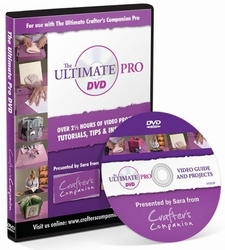Crafter's Companion Ultimate Pro DVD