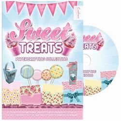 Sweet Treats PDF-Papercrafting CD-ROM
