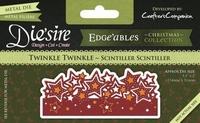 Die'sire Edge'ables Xmas - Twinkle Twinkle