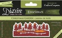 Die'sire Edge'ables Xmas - Christmas Garden