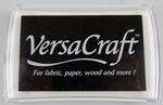 VersaCraft VK-182 Inkpad-Real Black
