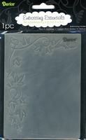 Darice embossing folder 1218-04 Ivy corner