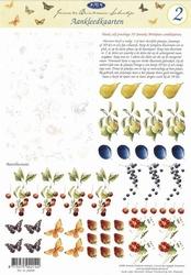 A4 Aankleedkaart Studio Light JS0302 Janneke Brinkman Fruit