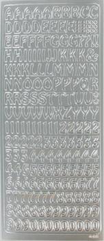 Stickervel Kangaro 1625 Alfabet & cijfers