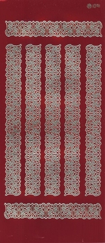 Sticker Jeje 1091 Brede rand