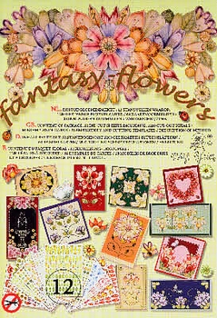 Pakket Marij Rahder Fantasy Flowers
