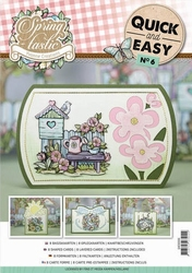Yvonne Creations Quick and Easy 2 QAE10006 Spring-tastic