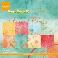 MD Pretty Paper Bloc PK9088 Fancy Flowers