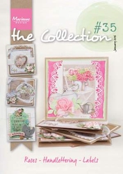 The Collection # 35 Roses/labels/alfabet