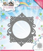 Yvonne's Die YCD10090 Tots and Toddlers Rectangle Frame