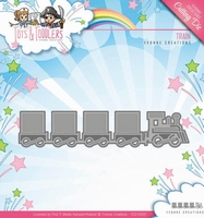 Yvonne's Die YCD10091 Tots and Toddlers Triain/trein