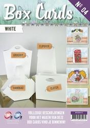 Box Cards 4 BXCS004-01 Wit