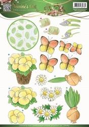3D Knipvel Jeanines Art 10832 Garden Classics Garden Tools 1