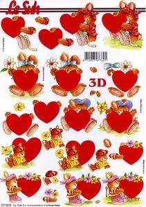 A4 Knipvel Le Suh 777010 Valentijn