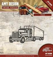 Amy Design Die Vintage Vehicles ADD10099 Truck