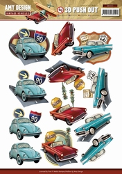 3D Stansvel Amy Design SB10151 Vintage Vehicles Cars/auto