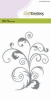 CraftEmotions Die 0506 Swirl Card