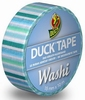 Duck tape Washi 104-01 Blue Stripes