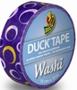 Duck tape Washi 104-08 Purple Circle