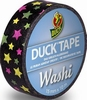 Duck tape Washi 104-25 Neon Stars