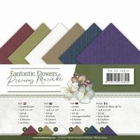 Precious Marieke's linnen assorti A5-10014 Fantastic Flowers