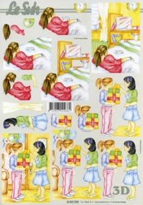 A4 Knipvel Le Suh 4169769 Tiener meisje geschenkjes