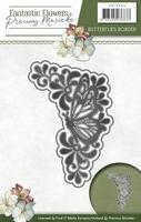 Precious Marieke's Die Fantastic Flowers PM10094 Butterflies