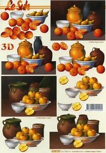 A4 Knipvel Le Suh 4169761 Stilleven/fruit