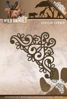 Amy Design Die ADD10108 Wild Animals African Corner