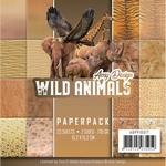 Amy Design Paperpack ADPP10017 Wild Animals