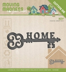 Yvonne's Die YCD10099 Moving Madness Key/sleutel