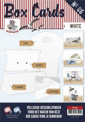 Box Cards 6 BXCS006 Maritime