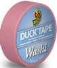 Duck tape Washi 104-015 Bright Rose