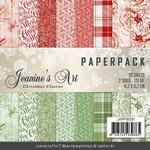 Paperpack Jeanines Art JAPP10001  Christmas Classics