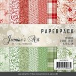 Paperpack Jeanines Art JAPP10001  Christmas Classics