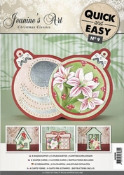 Quick and Easy 9 Jeanines Art QAE10009 Christmas Classics