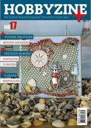 Hobbyzine Plus 17 + Yvonne Creation Die YCD10099  Home sweet