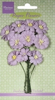 MD Paper Flowers RB2254 Daisies - light lavender