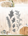 Precious Marieke Die The Nature of Christmas PM10103 Florals