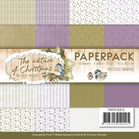 Precious Marieke's Paperpack 10015 The Nature of Christmas