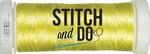 Stitch & Do Gemêleerd SDCDG008 Geel