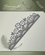Jeanines Art Die JAD10013 With Sympathy Rose Border