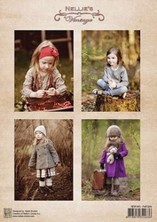 A4 Vel Nellie's Vintage Nevi065 Fall Girls