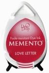 Memento Dew drops Inkpads MD-000-302 Love letters