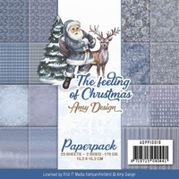 Amy Design Paperpack ADPP10018 The feeling of Christmas